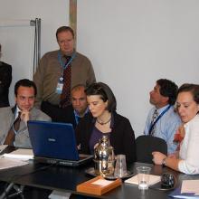 Shair Fair, FAO, Jan 2009, CMS session