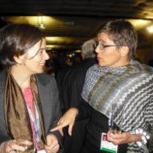 GCARD 2010 - With Simone Steiger