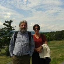 At Cornell University with John Fereira