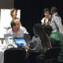 Training course on farmers' access to data, Centurion, Nov 2017