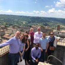 GODAN Sec retreat, Orvieto 2017