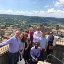 GODAN Sec retreat, Orvieto 2017