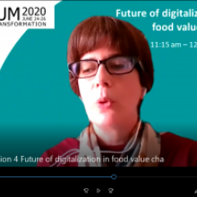 At the IAMO Forum 2020