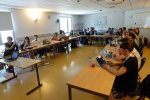 Agrohackathon Montpellier: discover AgroPortal and AgroLD